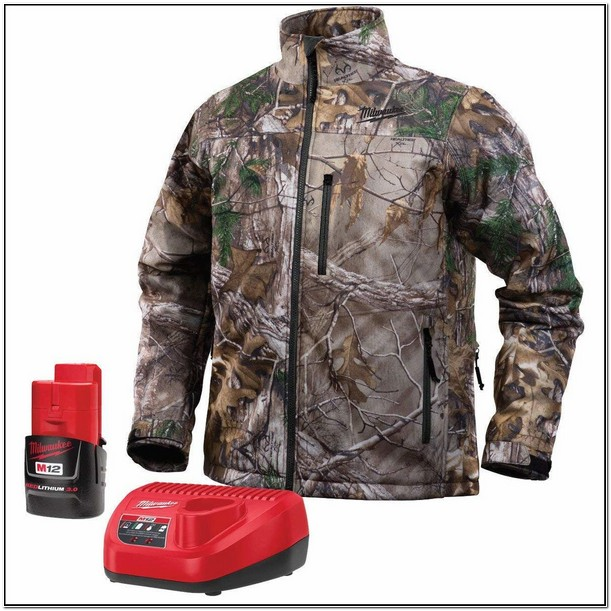Milwaukee Heated Jacket Camo Amazon