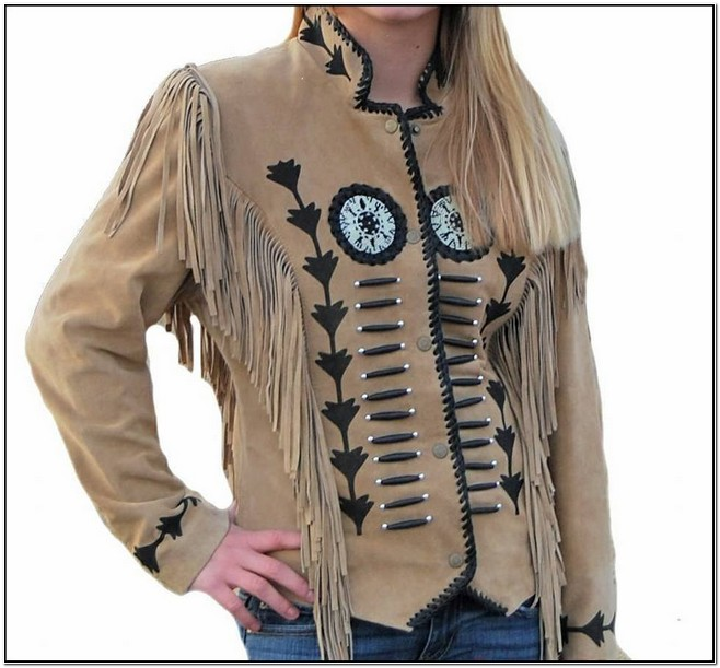 Native American Jackets For Ladies