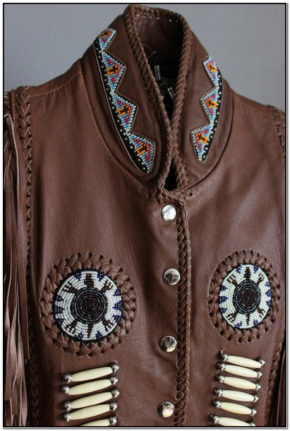 Native American Jackets Santa Fe