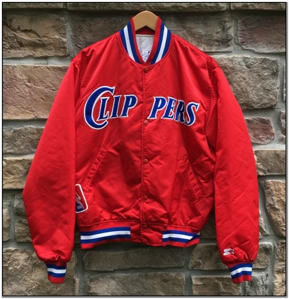 Nba Starter Jackets 90s For Sale