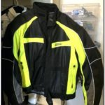 Olympia Motorcycle Jacket Cleaning