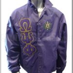 Omega Psi Phi Letterman Jacket