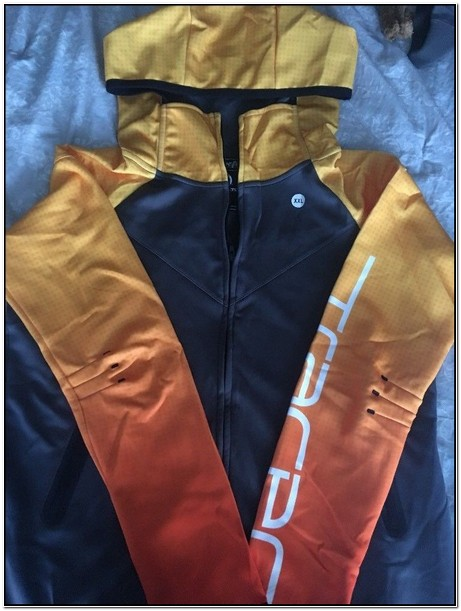 Overwatch Tracer Hooded Jacket Ebay