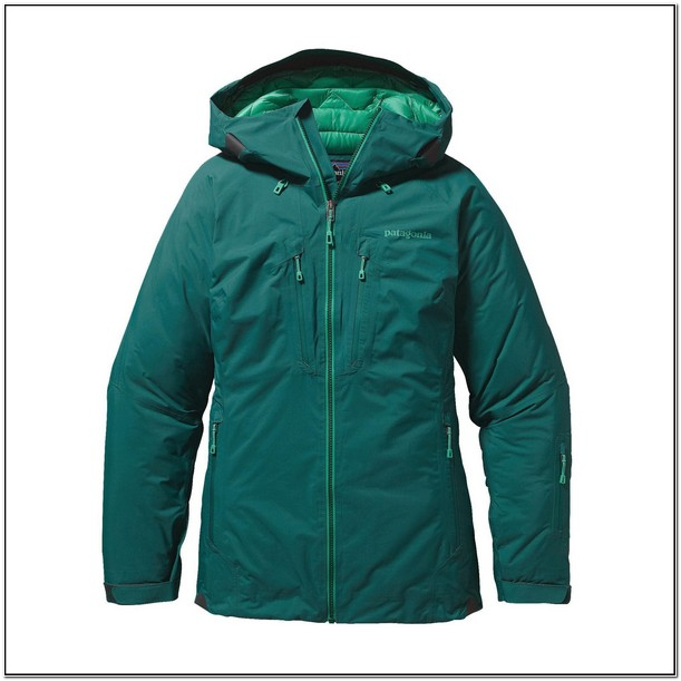 Patagonia Ski Shell Jacket Womens