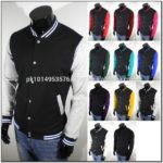 Plain Varsity Jackets Wholesale