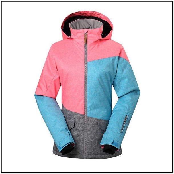 Plus Size Womens Snowboarding Jackets