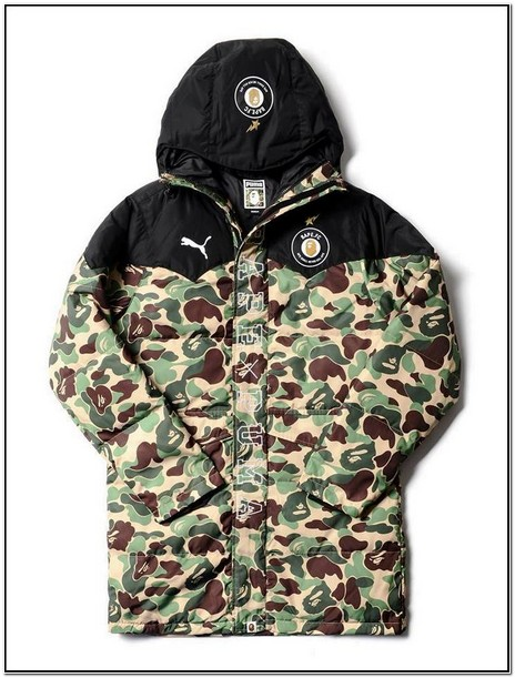 Puma X Bape Jacket Cheap
