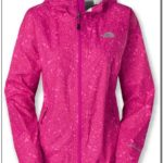 Rei North Face Womens Rain Jacket