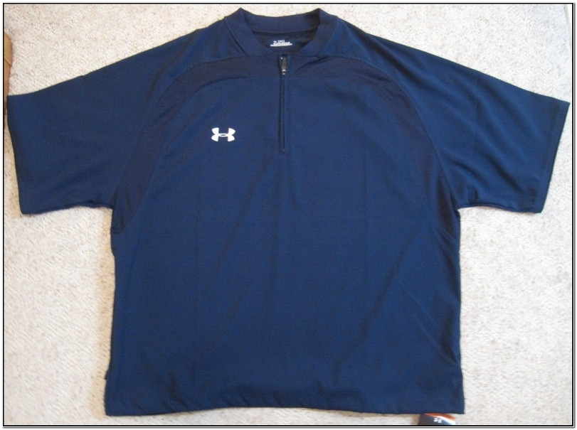 Under Armour Baseball Cage Jacket
