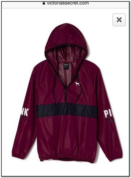 Vs Pink Jackets Maroon