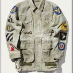 White Bomber Jacket Mens With Patches